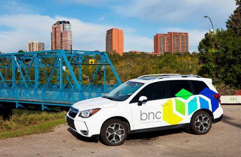BNC vehicle